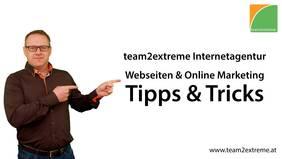 Jürgen Tomek präsentiert Webseiten & Online Marketing Tipps & Tricks